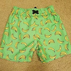 Cat & Jack Swim - Cat & Jack rashguard and trunks set - Hola bananas